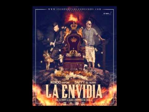 Kendo Kaponi Ft  Daffy El Audio -  La Envidia