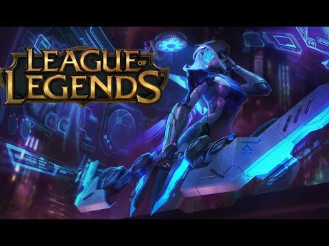 League of Legends : O Mundo todo em uma Flecha (Ashe)
