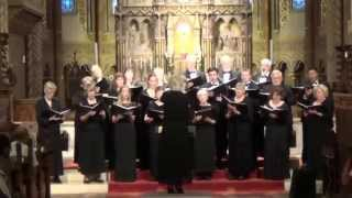 The Prayer of Saint Francis - St. Matthew's Choir @ Matthias Church, Budapest, Hungary