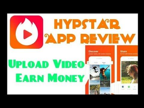 Review Aplikasi Upload Video Cepat Dapat Kan Uang Dengan Android Hypstar Aplikasi Kaskus