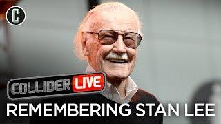 Ron Perlman in Studio; We Remember Stan Lee  - Collider Live #36