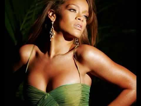 Rihanna  Breaking Dishes