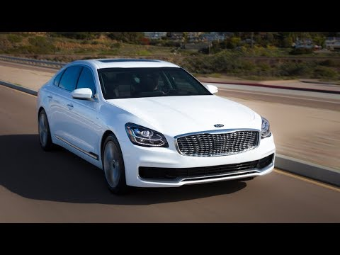 MAGNIFICENT! 2019 KIA K900 PREVIEW