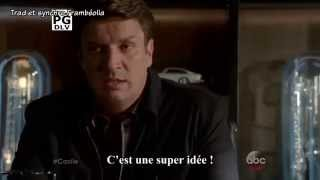 Castle 8x06 'Cool Boys' Promo ABC vostfr
