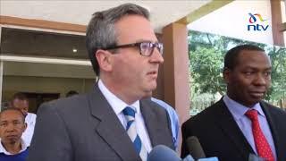 US and EU criticise Raila 'swearing-in' - VIDEO