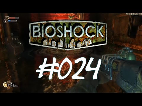 Bioshock [HD] #024 - Mhhhh, Upgrades! ★ Let's Play Bioshock