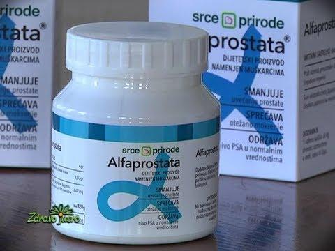 Narodna učinkovit za liječenje benigne hiperplazije prostate