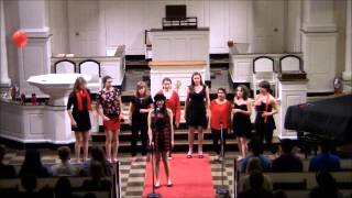 99 Red Balloons EVE a cappella