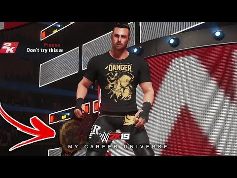 WWE 2K19 My Career Universe - Ep 4 - NEW TITLE REVEALED!!