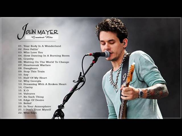 John-mayer-greatest-hits