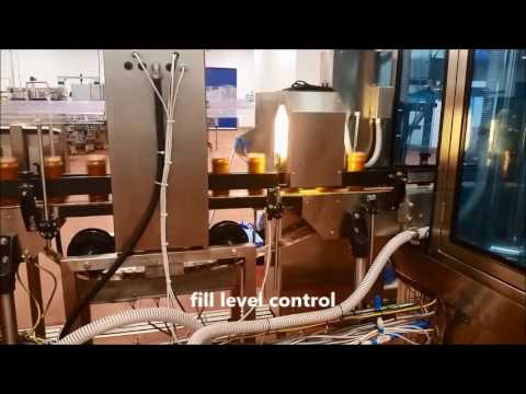 IC Filling Systems - Whisky bottling on the Flexibloc