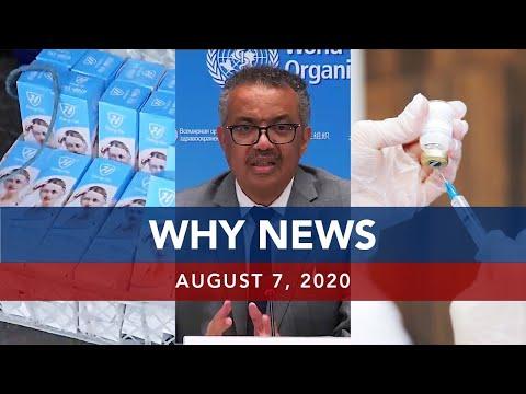 [UNTV]  UNTV: Why News | August 7, 2020