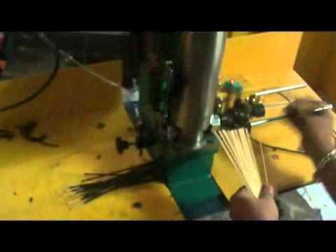 Computerized Software Base Agarbatti Making Machine