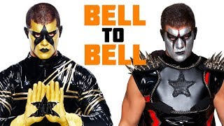 Stardust's First and Last Matches in WWE - Bell to Bell