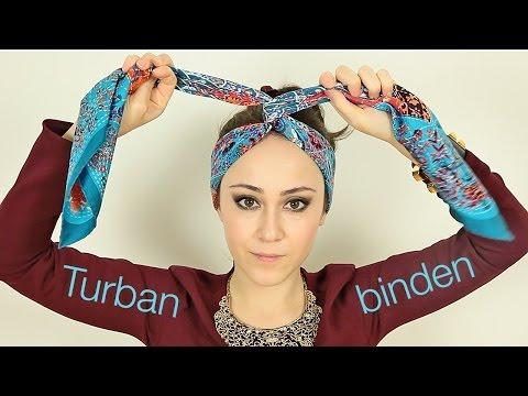 Turban binden #1 by Hatice Schmidt