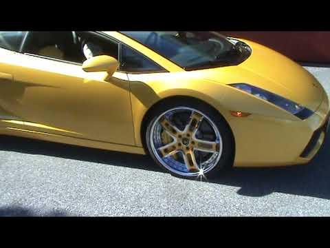 2007 Lamborghini Gallardo Awd Coupe Ebay