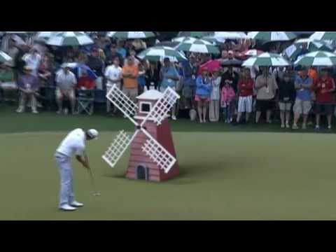 This Goofy Mini Golf Masters Clip Is Way More Fun Than The Real Masters