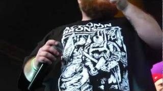 Action Bronson- Ronnie Coleman @ Highline Ballroom, NYC