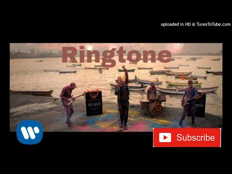 Coldplay Hymn For The Weekend Ringtone Mp3