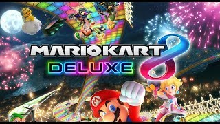 Mario Kart 8 Deluxe Live Stream #38 - Weekly Open Tournament