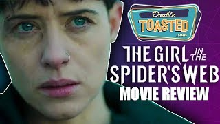 THE GIRL IN THE SPIDER'S WEB MOVIE REVIEW - Double Toasted Reviews