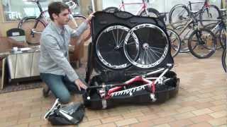 Scicon Aerotech Evolution Bike Case review by Labicicletta.com