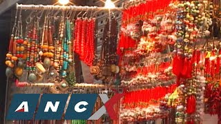Traditional Chinese souvenirs at Hong Kong's Upper Lascar Row | ANC-X Executive Class