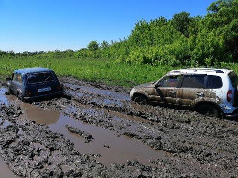 Грязь, песок и автомобили! онлайн видео