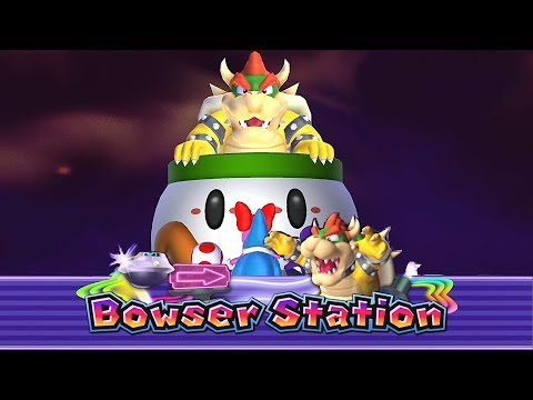 Download Mario Party 9 Party Mode Bowser Station Master