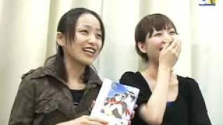 貧乏姉妹物語坂本真綾さん、金田朋子さんの応援コメントその3