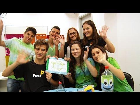 Alunos de colégio de Teresópolis abraçam causa ambiental