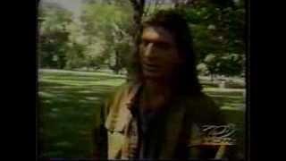 Interview Joe Lando - On the set