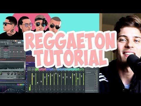 How To Make REGGAETON BEATS