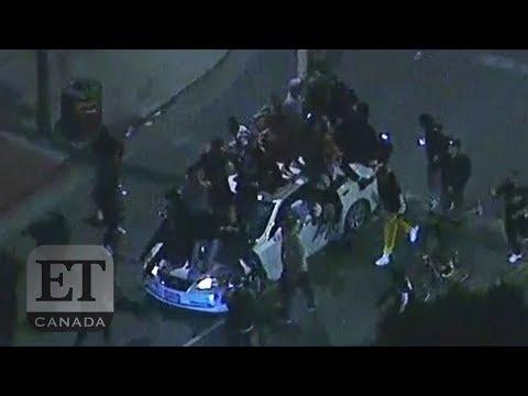 XXXTentacion's Ex-Girlfriend Booted From Memorial
