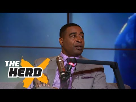 Cris Carter on Jabrill Peppers, Gareon Conley and the 2017 NFL Draft | THE HERD
