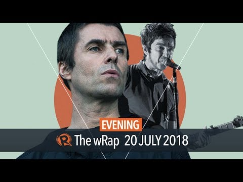 Liam Gallagher 'forgives' brother Noel, calls for Oasis reunion