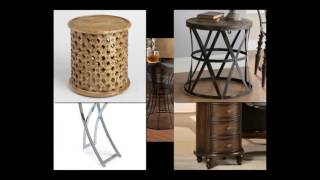 20 Unique Small Round Accent Tables For Your Home - Tablespedia