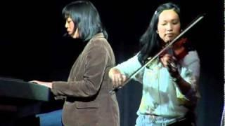 Awesome God - Violin + Piano - Original Composition