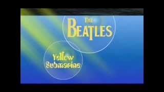The Beatles - Yellow Submarine (Reimagined animated opening sequence)