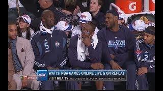 Смотреть онлайн Матч всех звезд NBA