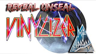 VINYLIZER: VINYL RECORD REVEAL UNSEAL (DEF LEPPARD SPECIAL)