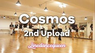 Cosmos Line Dance (High Beginner) Junghye Yoon Demo & Count