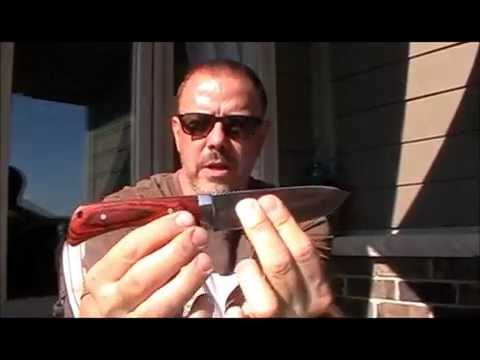 Huntsheild knife review