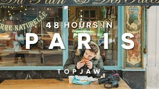 48 HOURS IN PARIS ft. Secret Bars, Bakeries & Cheese - Our alternative guide.