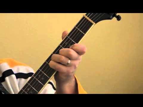 Beginner Guitar Lesson-Open Minor Chords Am,Cm,Dm,Em,Fm,Gm