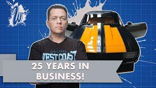 West Coast Customs 25th Anniversary Car Show