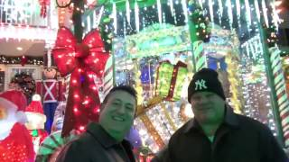 "Joe DiMartino's Amazing Christmas Displays Featured On The TV Show ""The Great Christmas Light Fight"""