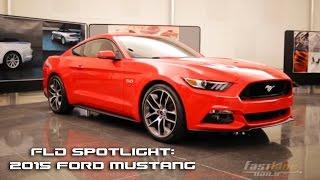 2015 Ford Mustang Spotlight