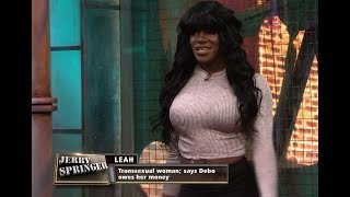 """I Need 100 Dollars!"" (The Jerry Springer Show)"