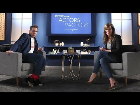 Sam Rockwell Tells Allison Janney About Breaking Umbrellas to Prepare for Scenes